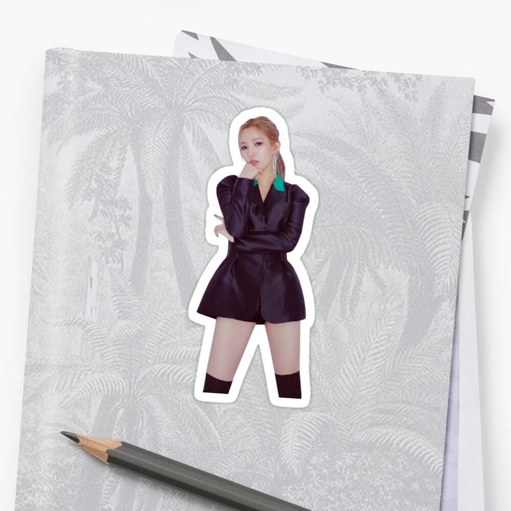 (G)I-DLE Jeon Soyeon Sticker by euphoricjk