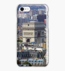 Paris .....................Año 2006 iPhone Case/Skin