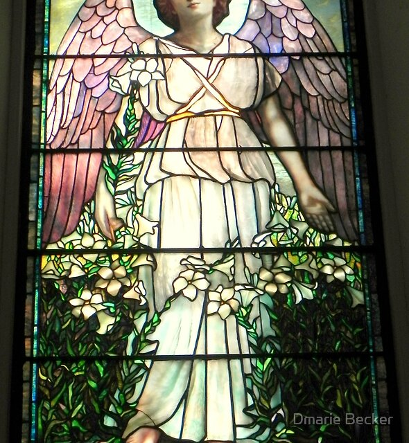 Angelic by Dmarie Becker