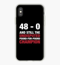 Floyd Mayweather, undisputed iPhone Case