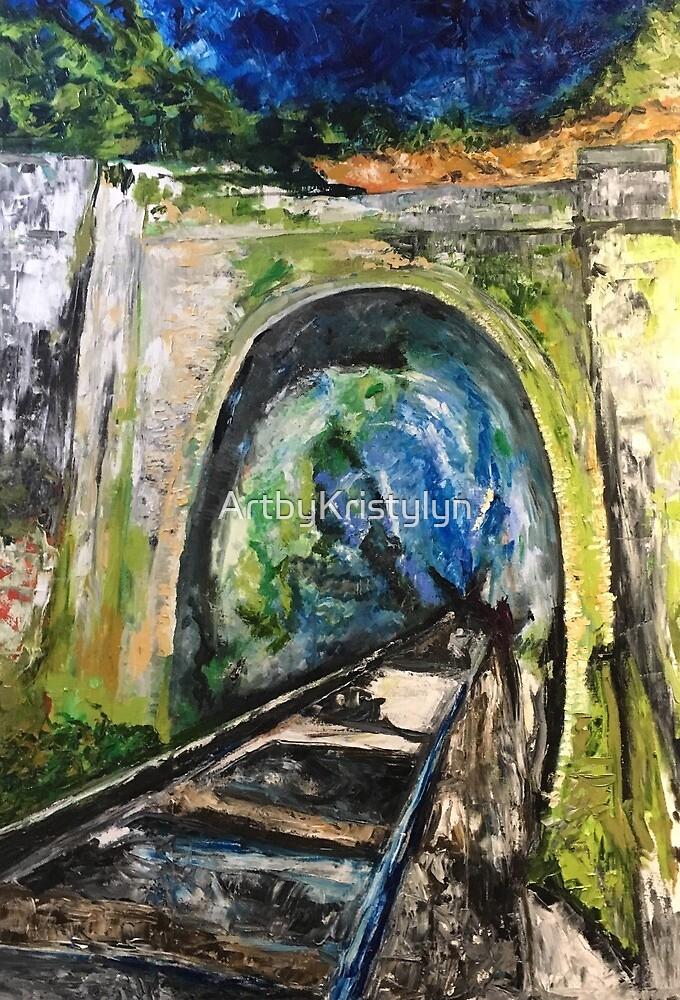 Tunnel by ArtbyKristylyn
