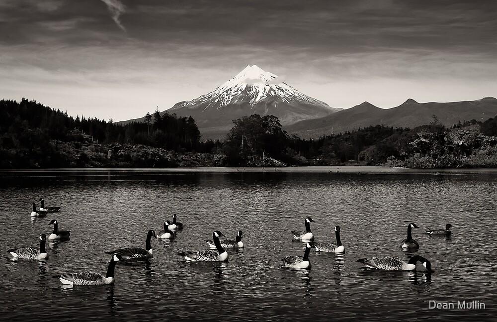 Lake Mangamahoe by Dean Mullin