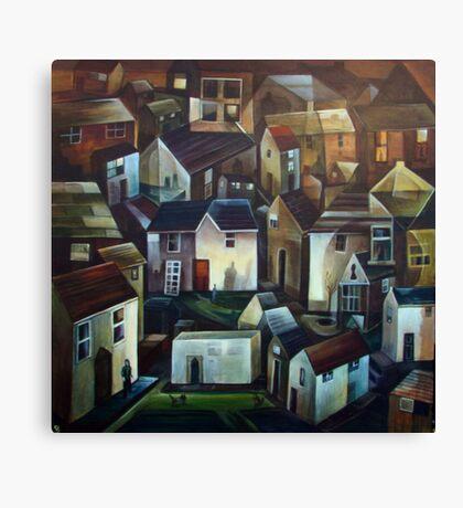 Housetrap Canvas Print