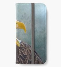 The Call of The Eagle iPhone Wallet/Case/Skin