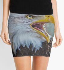 The Call of The Eagle Mini Skirt