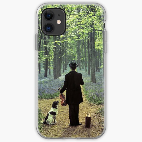 Second Fiddle iPhone Soft Case