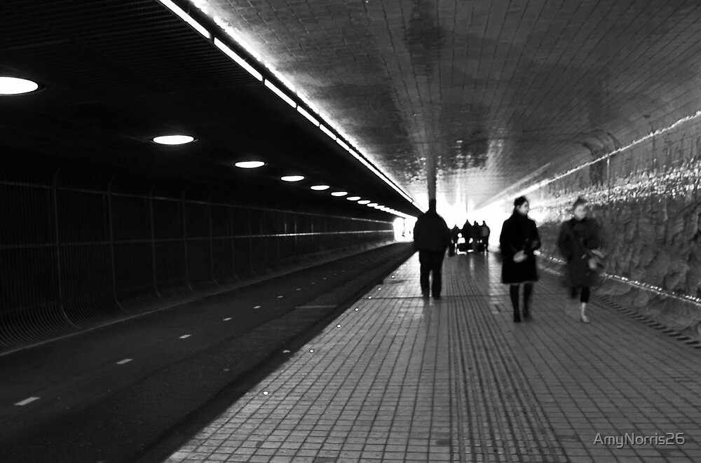 The Tunnel 1 by AmyNorris26