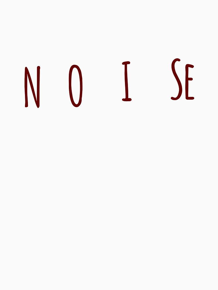 Noise 2. Not the table of elements one. by Prole