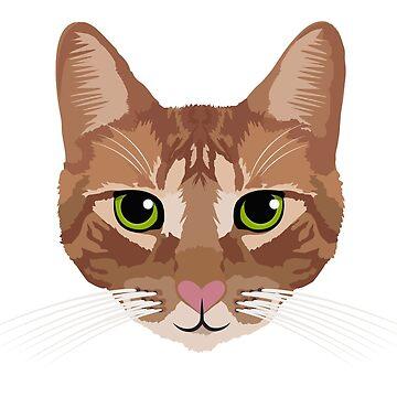 Love Cat by giddyaunt