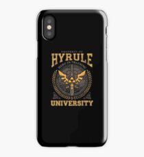 HYRULE iPhone Case
