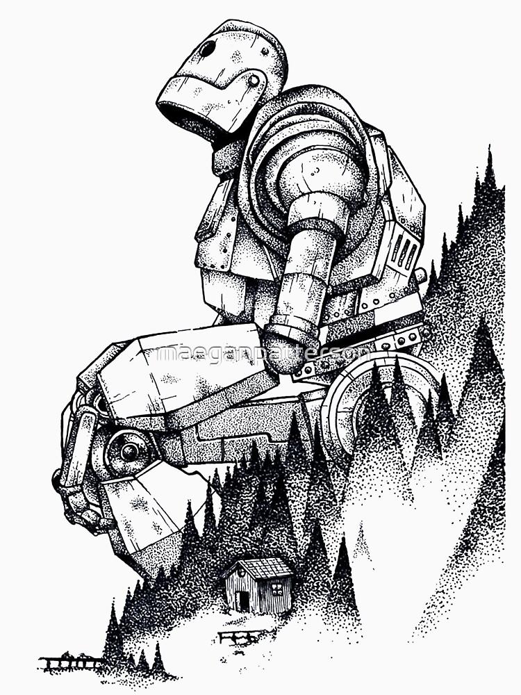 IRON GIANT by maeganpatterson