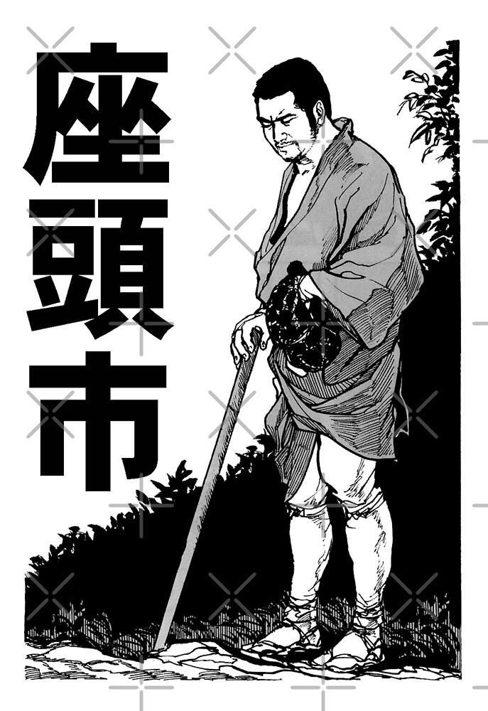 Ichi - The Blind Swordsman by Glennascaul