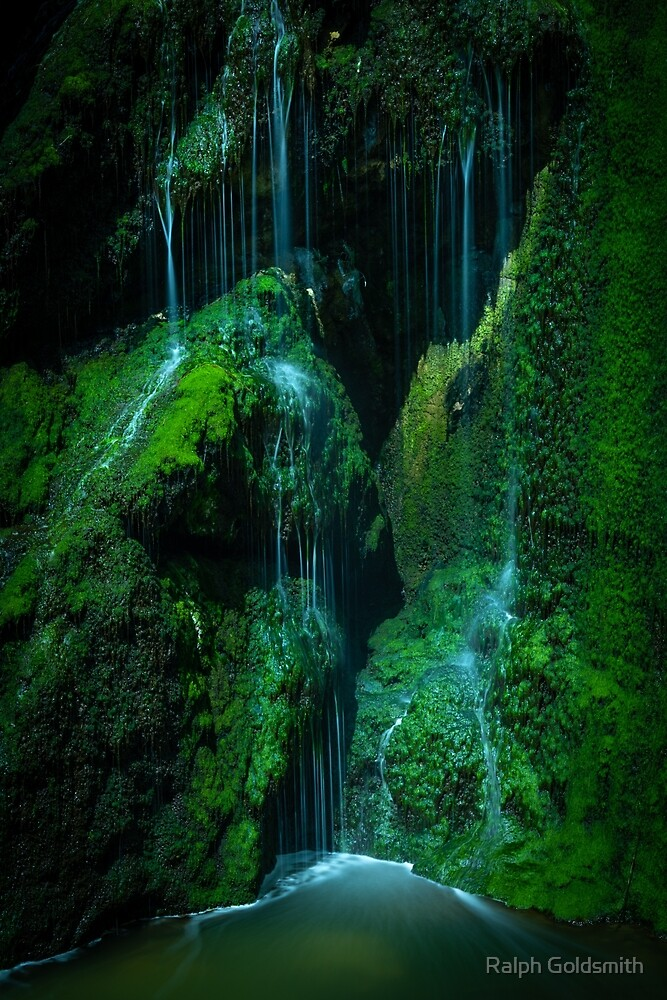 Deep in the green by Ralph Goldsmith