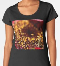 Freeloader on African Daisy Women's Premium T-Shirt