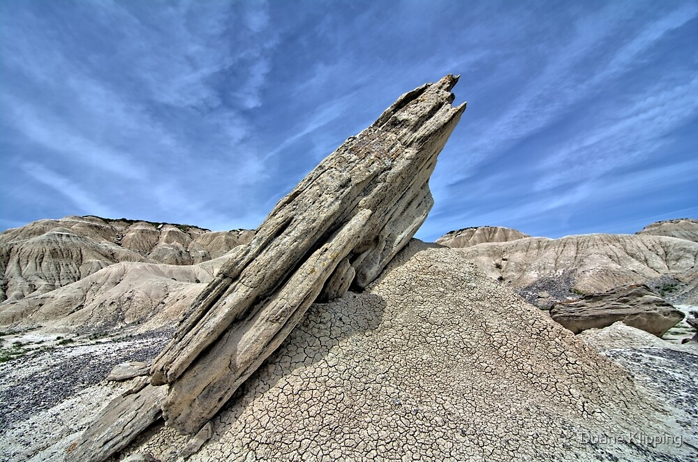 Toadstool Geological Park 4 by Duane Klipping