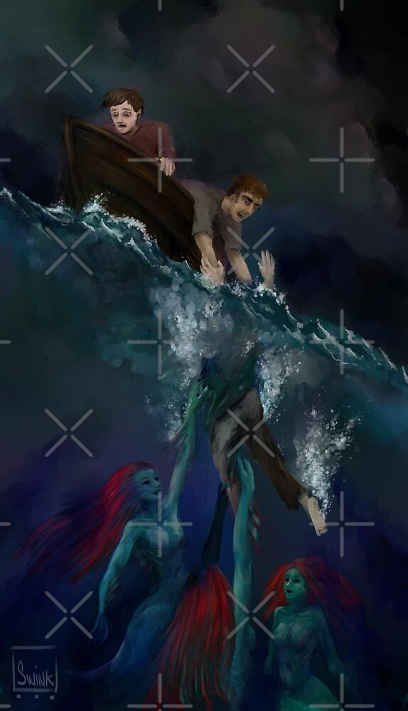 Man Overboard! by Swinnen