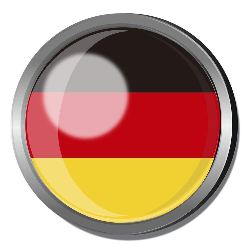 Germany Flag by praaf