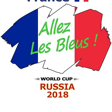 France World Cup Chant by denip