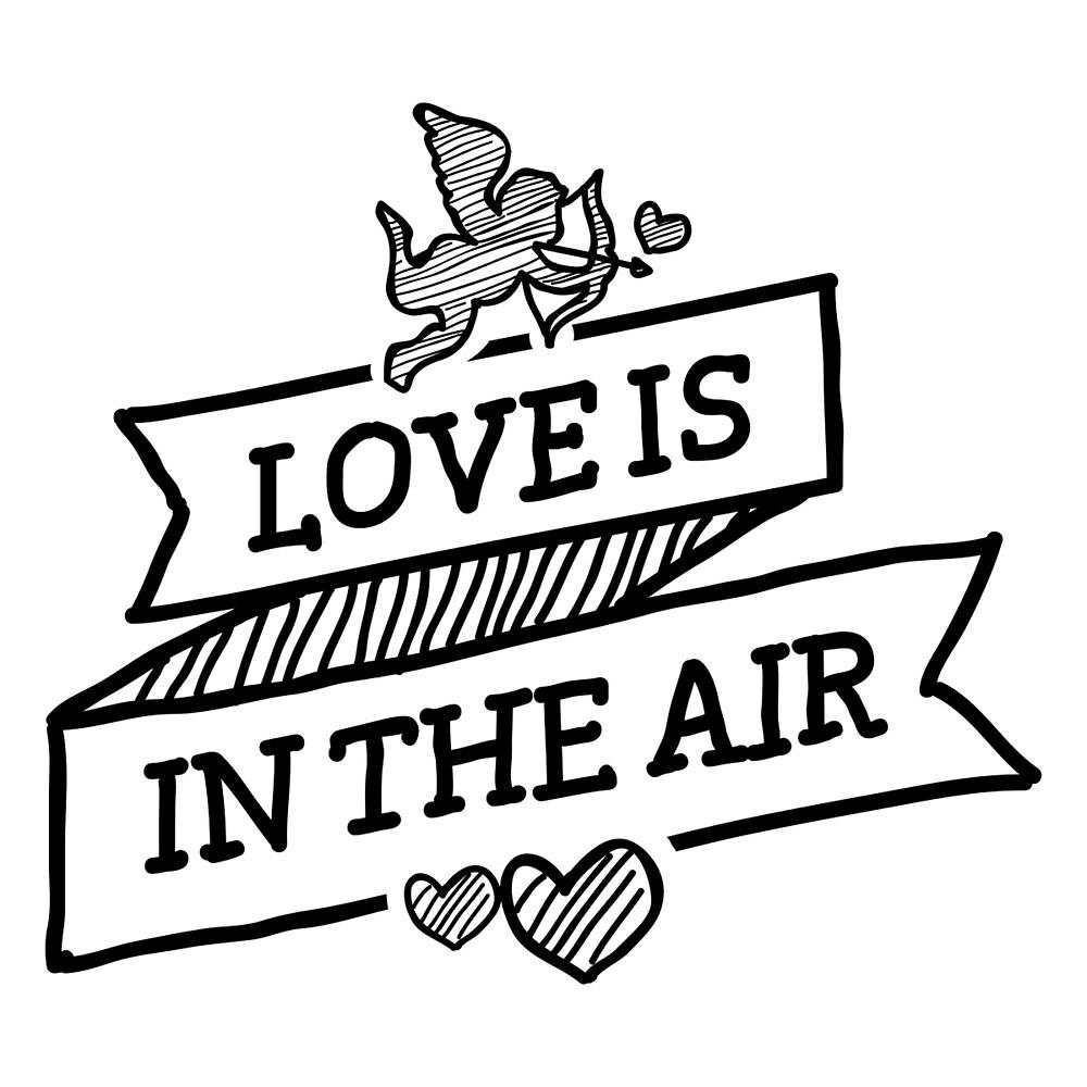 Love is in the Air by praaf