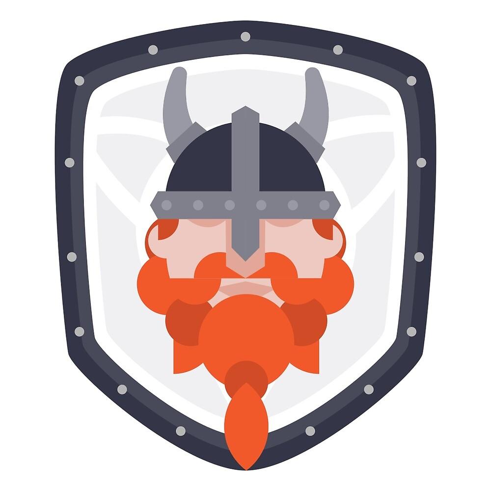 Viking Soldier by praaf
