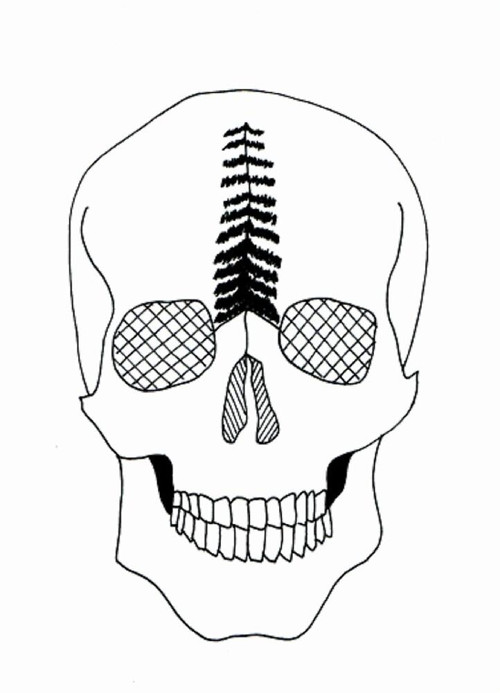 Skull by njhchanges