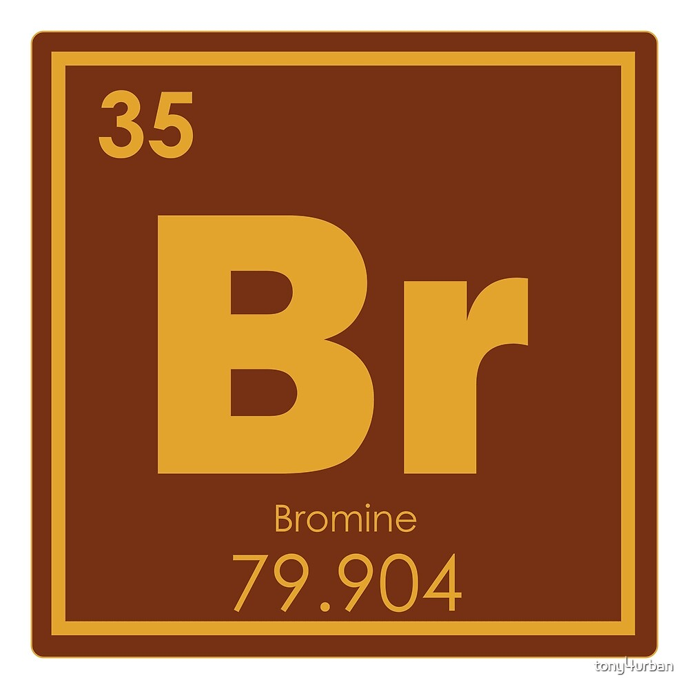 Bromine by tony4urban
