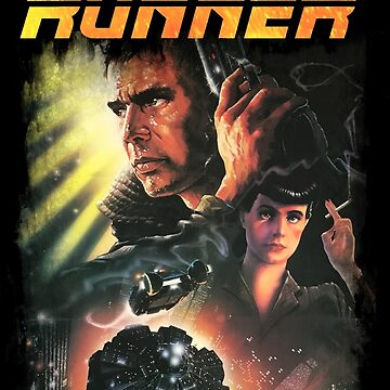 blade runner by qoteqa