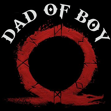 dad of boy - god of war by Keviansen
