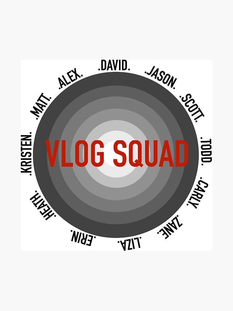 vlog circle- B&W by rubyoakley