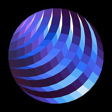 Crescent ball by Girih