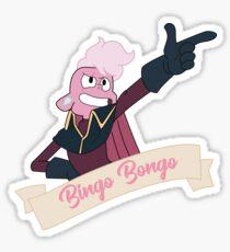 Bingo Bongo Sticker