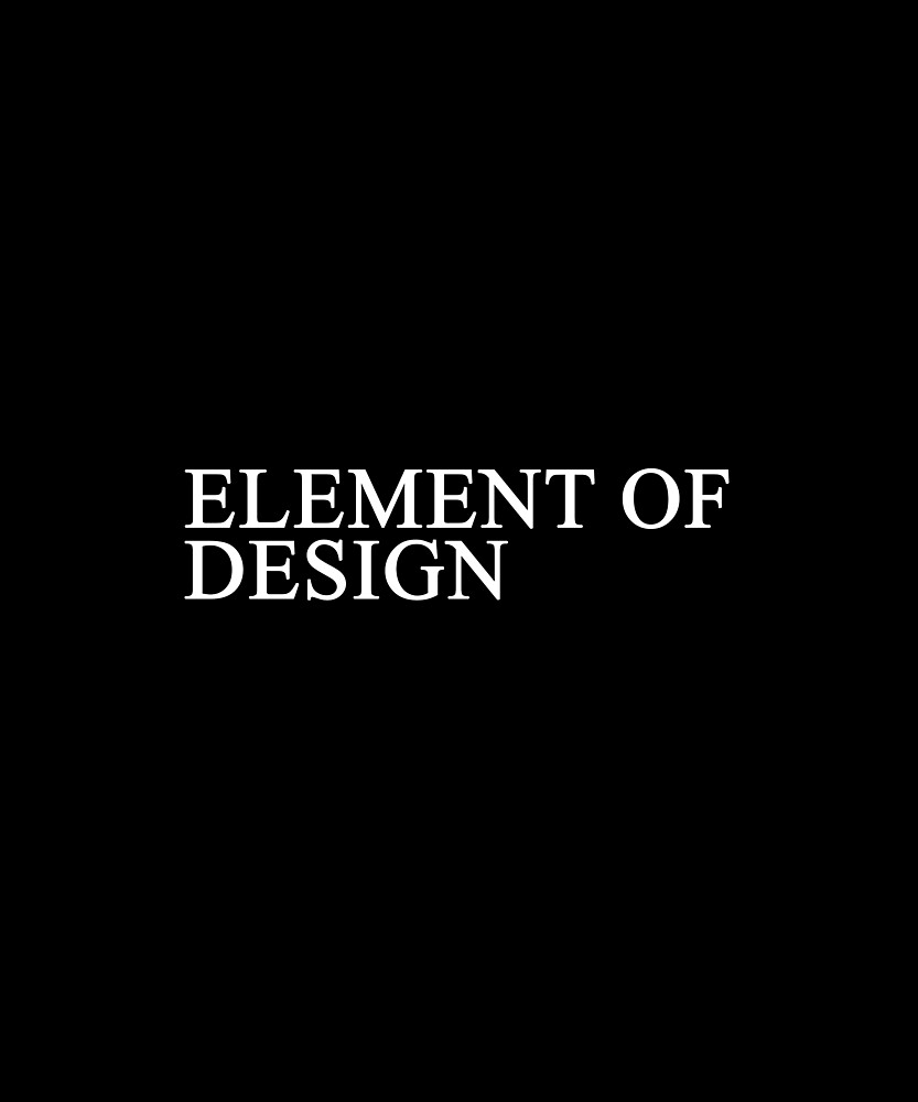 Element of design by Evelyus