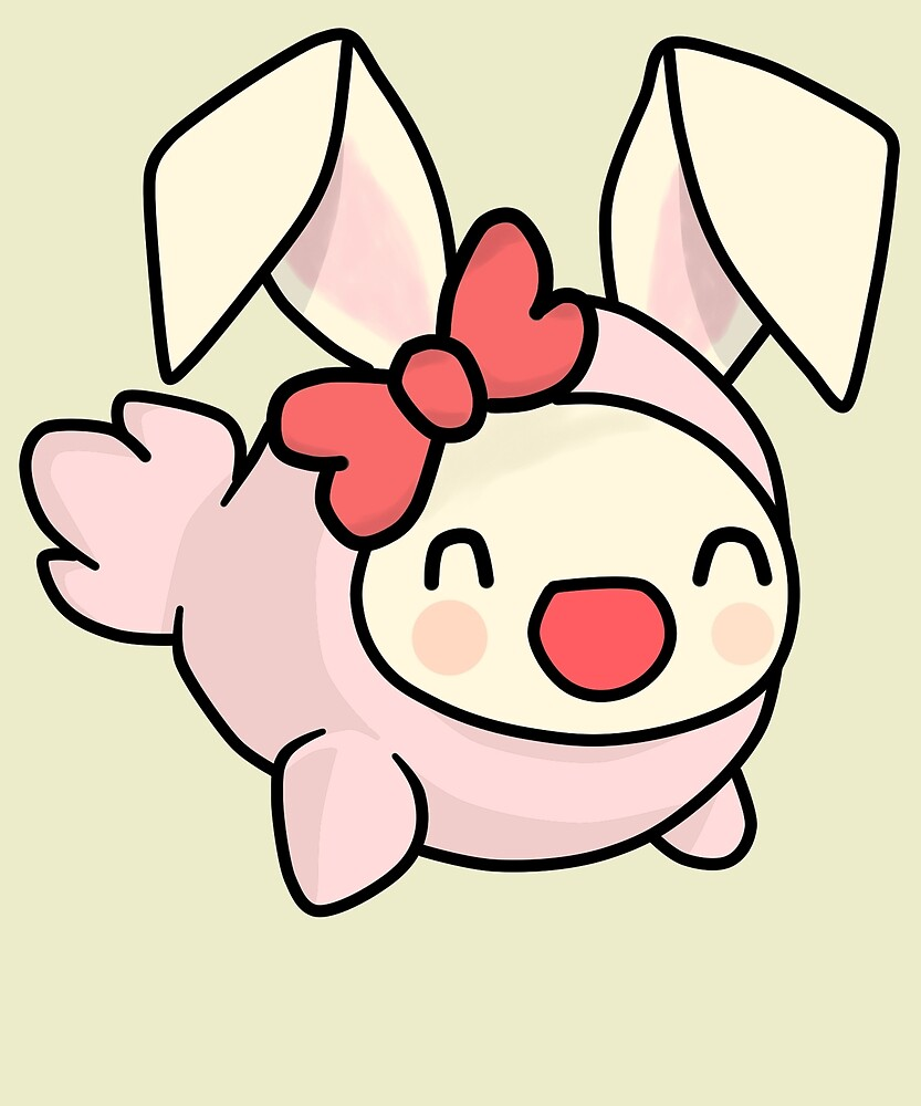 Bunny Kawaii by NatiBeach