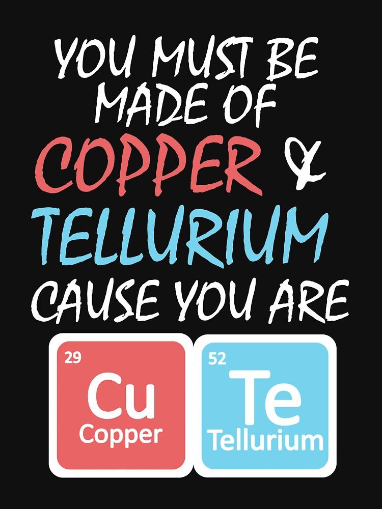 CuTe Copper Tellurium by Moonpie90