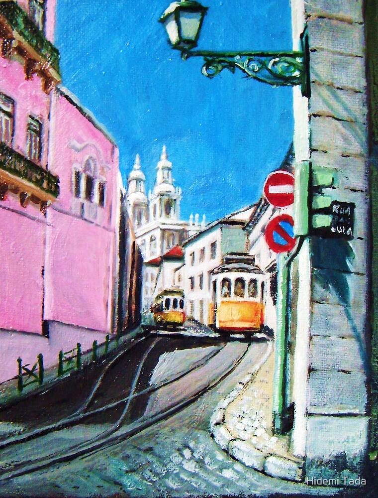 in Lisbon by Hidemi Tada