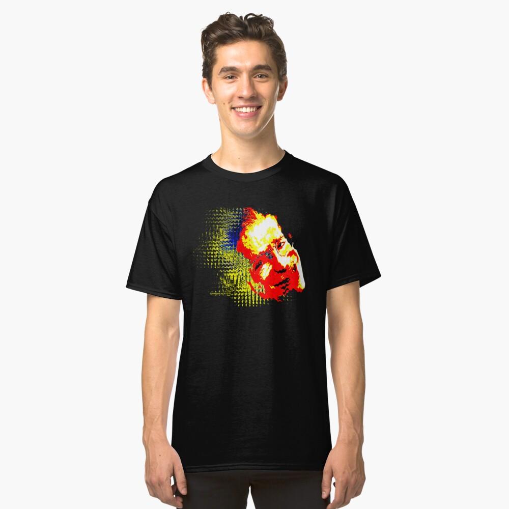 H4WK1NG Classic T-Shirt Front