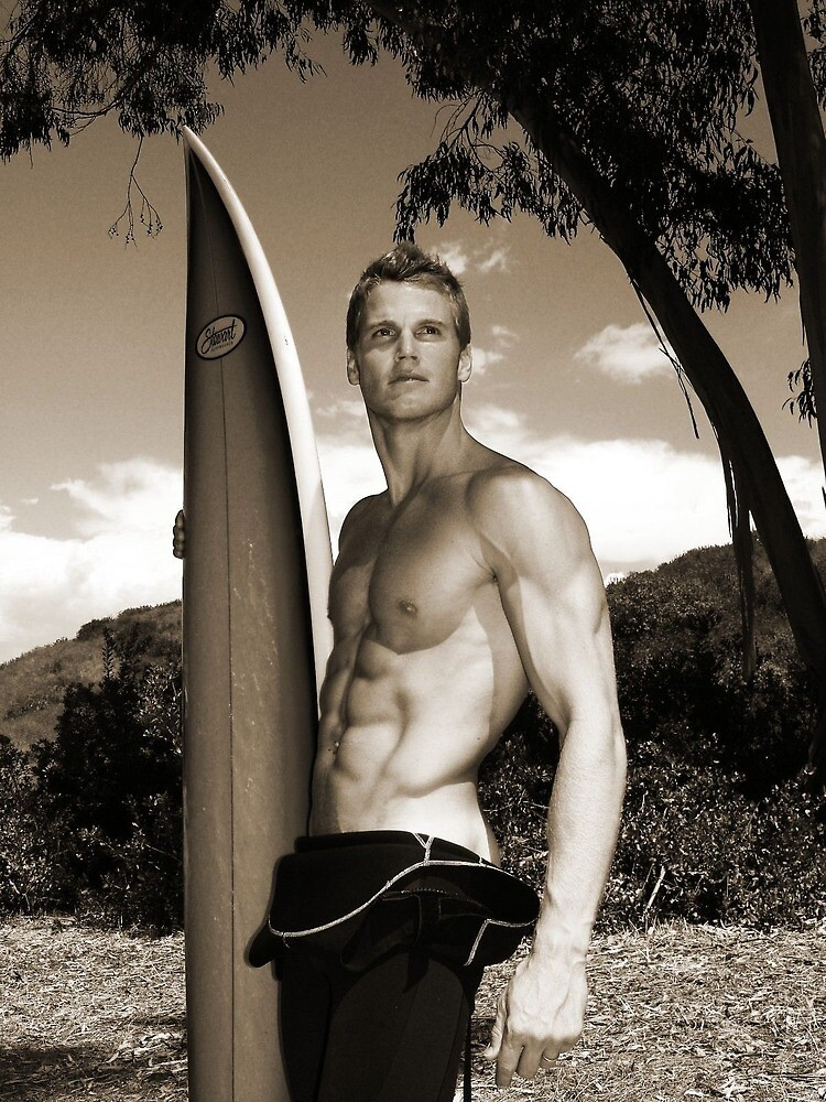 Vance the surfer by planete-livres