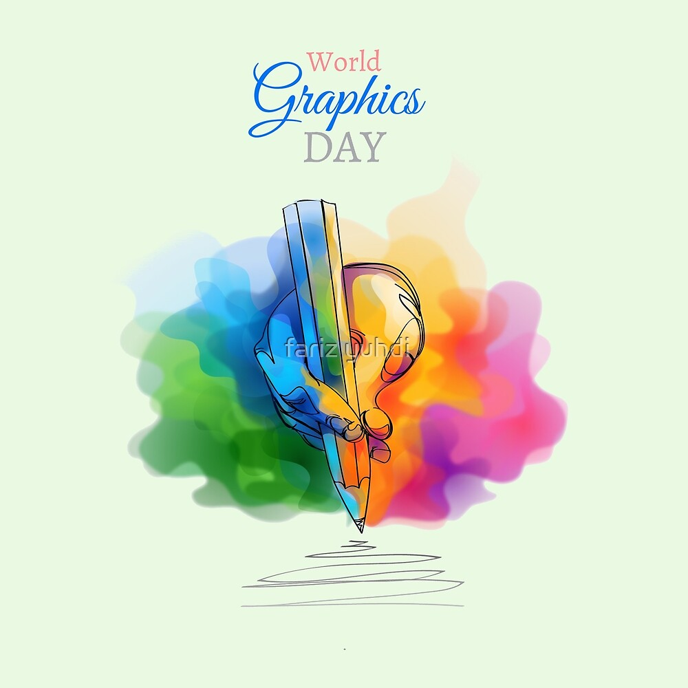 World Graphics Day by fariz yuhdi