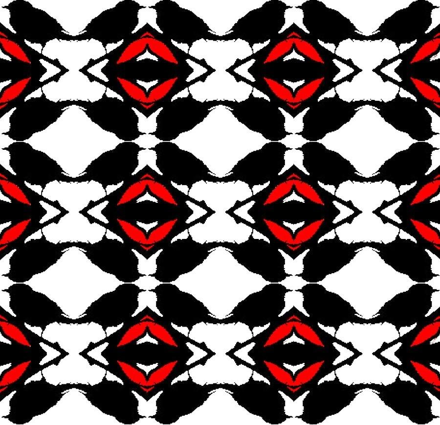 Robin's feast pattern  by Mads Johan Øgaard