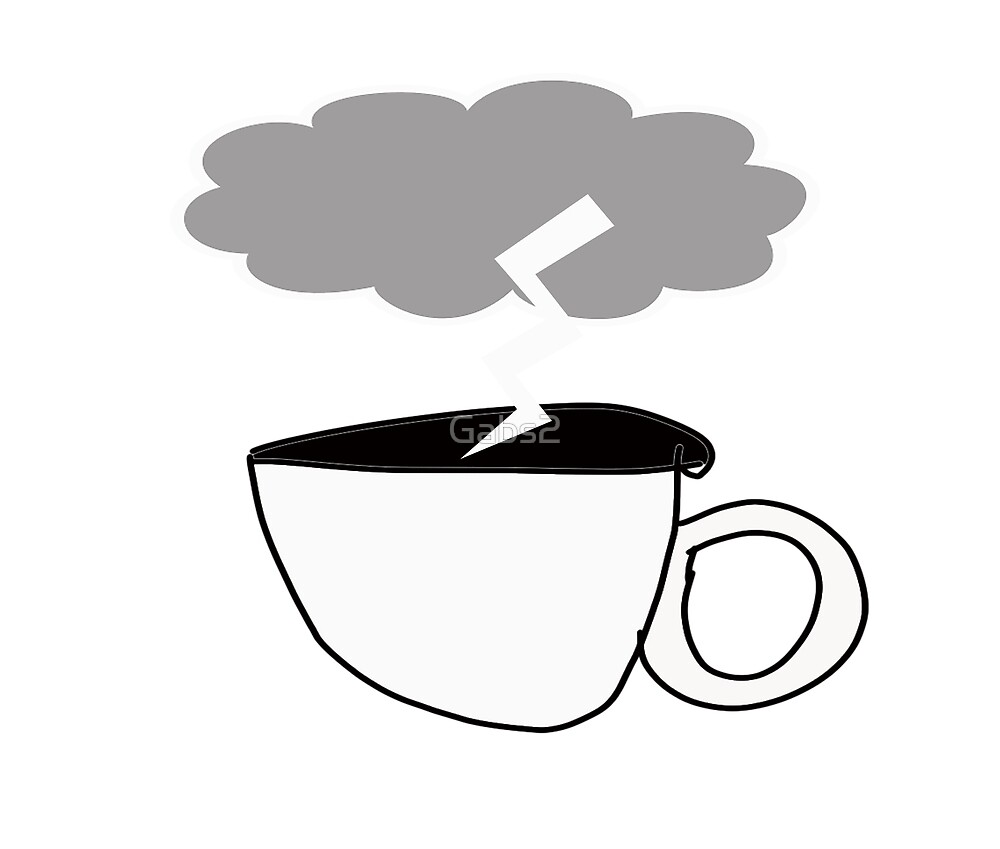 Storm on a teacup by Gabs2