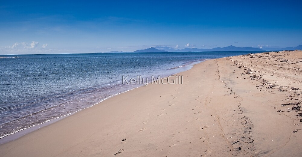 Hull Heads, Far North Queensland by Kelly McGill