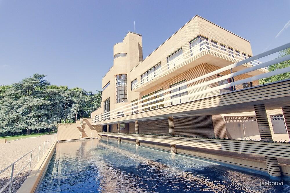 Villa Cavrois Cross by jsebouvi