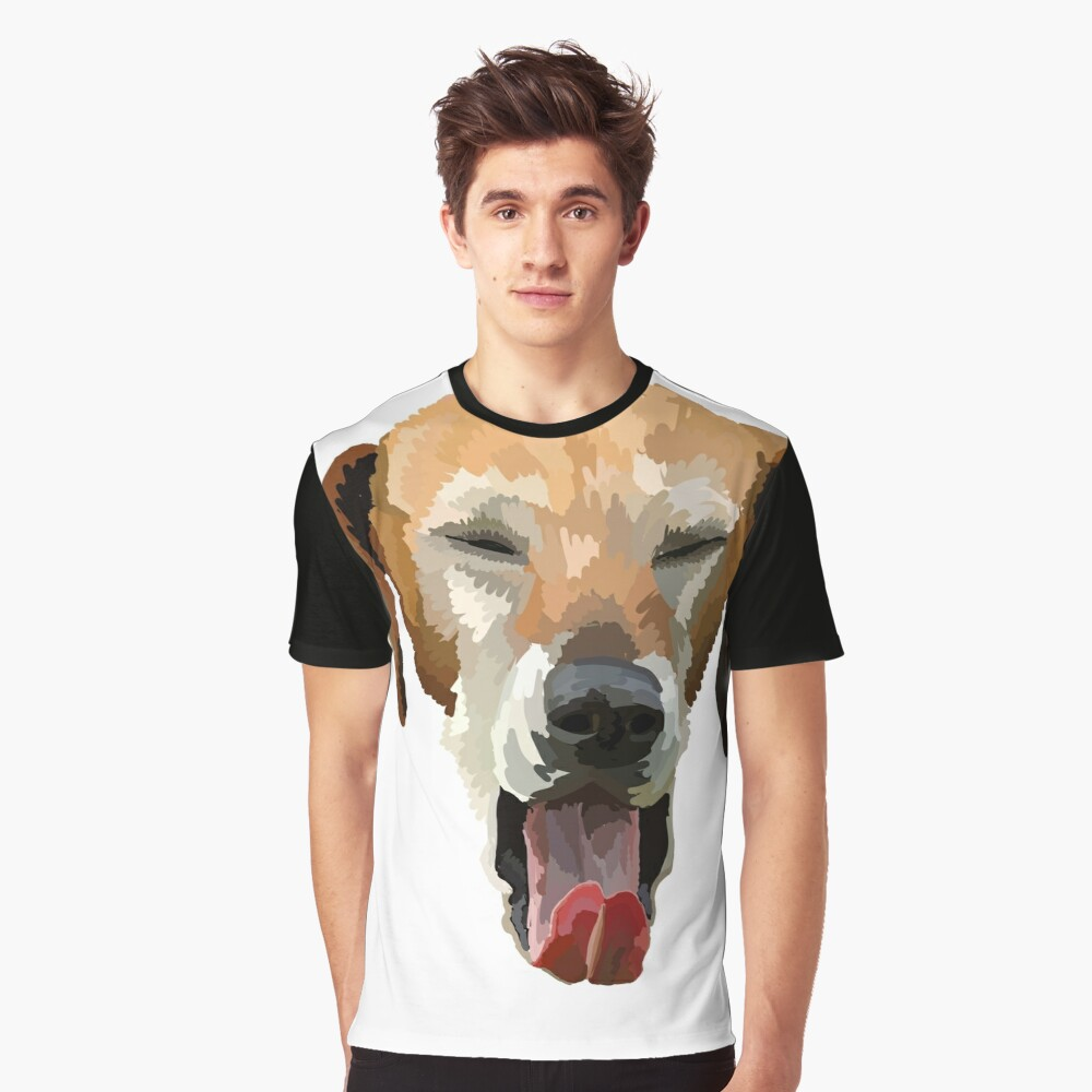 Charley Graphic T-Shirt Front
