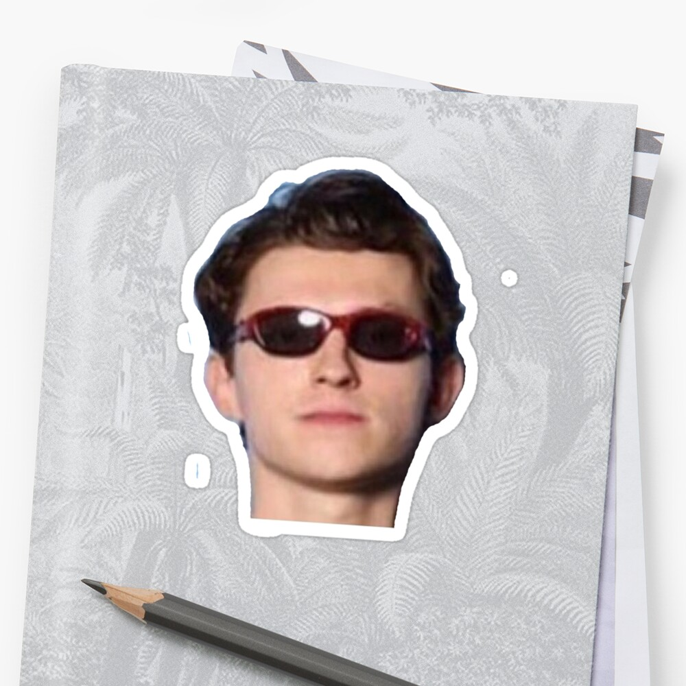 tom holland glasses by cheedee