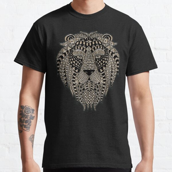 Löwen Kopf  Classic T-Shirt