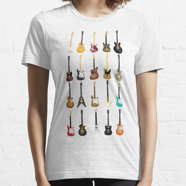 Guitar Collection Essential T-Shirt
