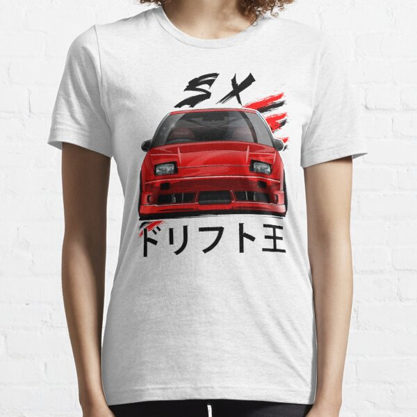 Nissan 180SX S13 (Red) Essential T-Shirt
