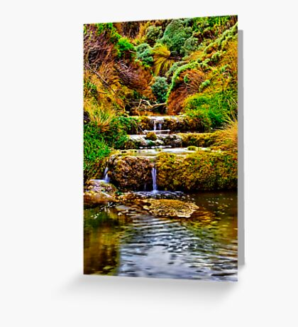 Rutledge Creek Greeting Card