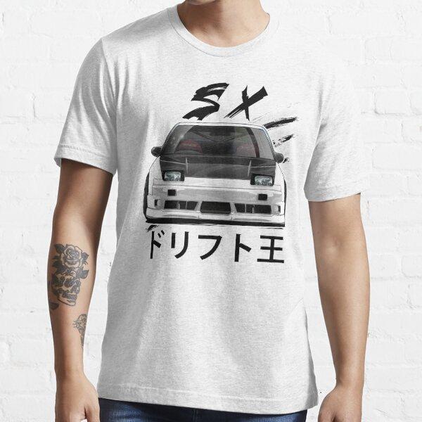 Nissan 180SX S13 (White) Essential T-Shirt