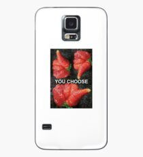 Choose Your Strawberry... Case/Skin for Samsung Galaxy